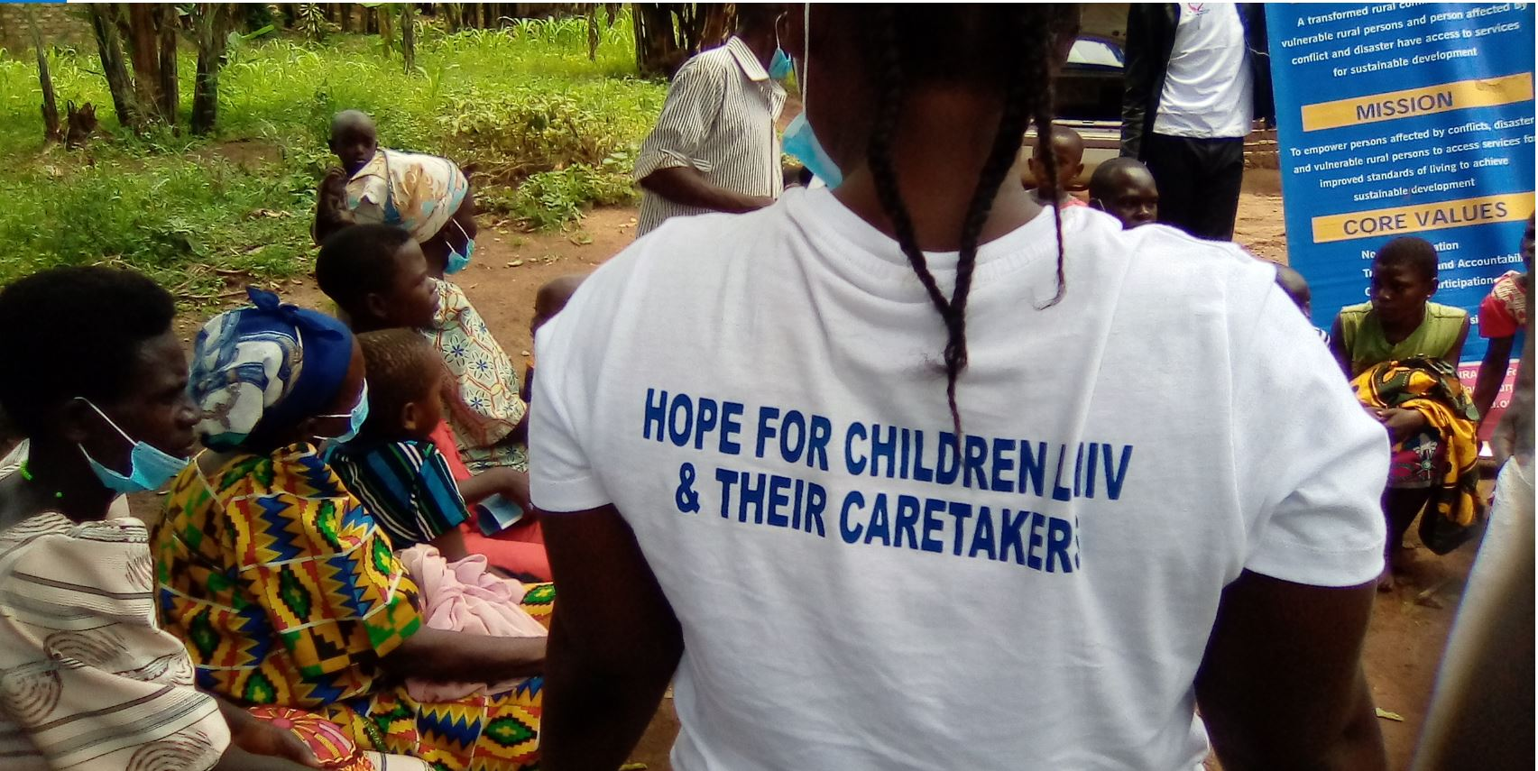 SUPPORTING  CHILDREN LIVING WITH HIV/AIDS